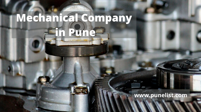 Mechanical Companies in Pune