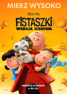 """Fistaszki"" (2015), reż. Steve Martino. Recenzja filmu."
