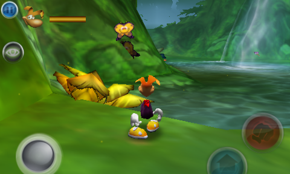 Full version games free download for pc: rayman 2 the great escape.