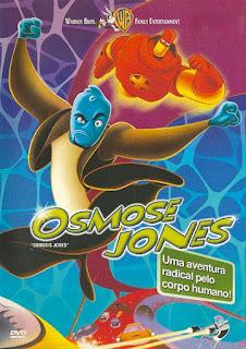 Osmose Jones: Uma Aventura Radical Pelo Corpo Humano - DVDRip Dublado