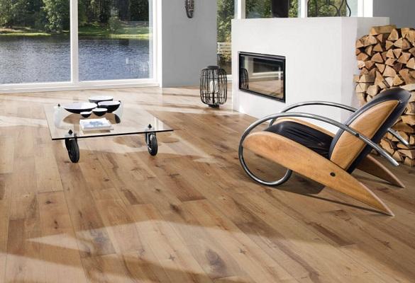 Sàn gỗ công nghiệp có bền không ? có nên lát sàn gỗ công nghiệp và ưu nhược điểm