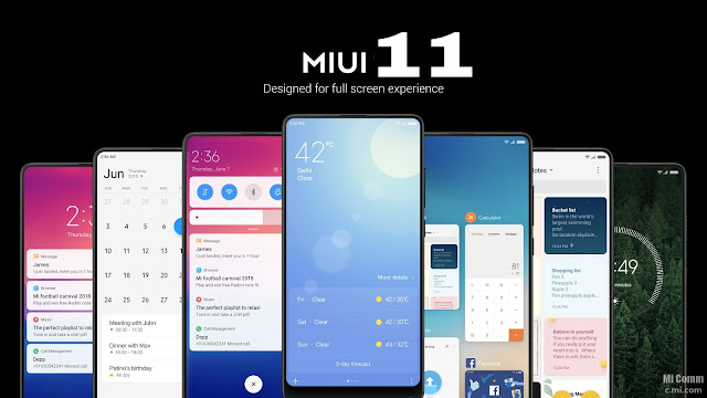 MIUI 11 downloads, release date and device list: All you need to know Xiaomi Redmi Note 7 Pro, Redmi Y3, Redmi 7, Redmi Note 5 Pro and POCO F1