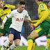 FA Cup: Norwich beat Tottenham in a shootout to reach quarter-finals