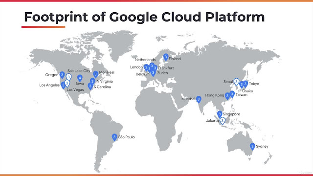 Google Cloud Platform (GCP) Fundamentals for Beginners