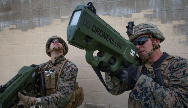 drones asesinos manejados por inteligencia artificial
