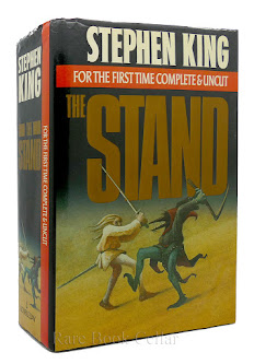 The Stand: The Complete & Uncut Edition - Stephen King - Horror Books