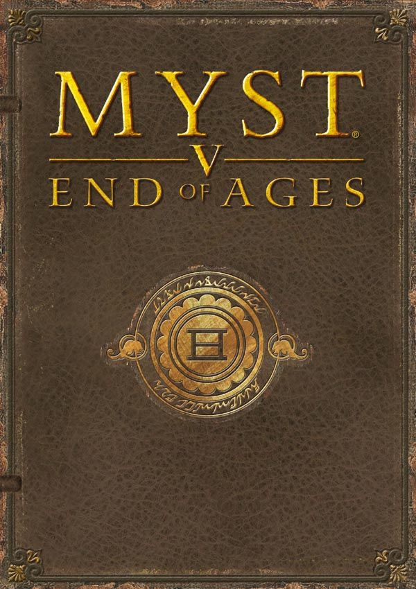 MYST V End of Ages Download Cover Free Game