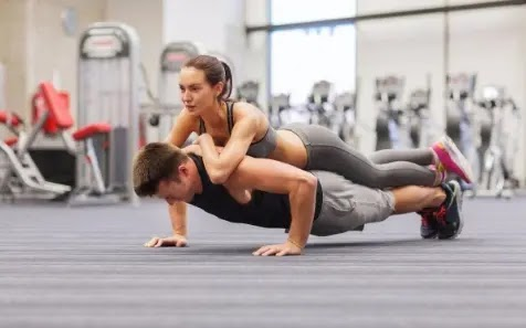 Top reasons to workout as a couple