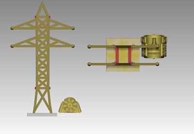 Power Generator & Pylon picture 3