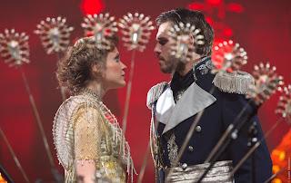 Ленком - Юнона и Авось, Lenkom Theatre - Juno and Avos