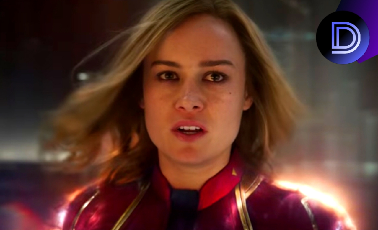 Brie Larson reveales She Nearly Turned Down Captain Marvel because of Anxiety