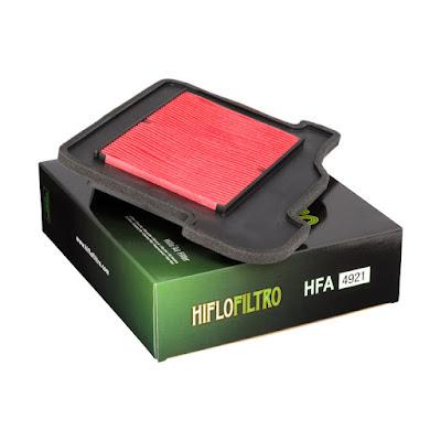 Φίλτρο Αέρος Hiflofiltro HFA 4921 Για Υamaha MT-09