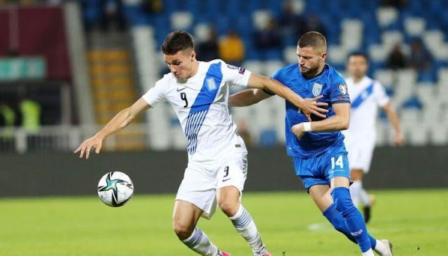 """Κόσοβο-Ελλάδα 1-1: """"Αυτοκτονία"""" στο 90+3', απομακρύνεται το """"'όνειρο"""" του Μουντιάλ!"""