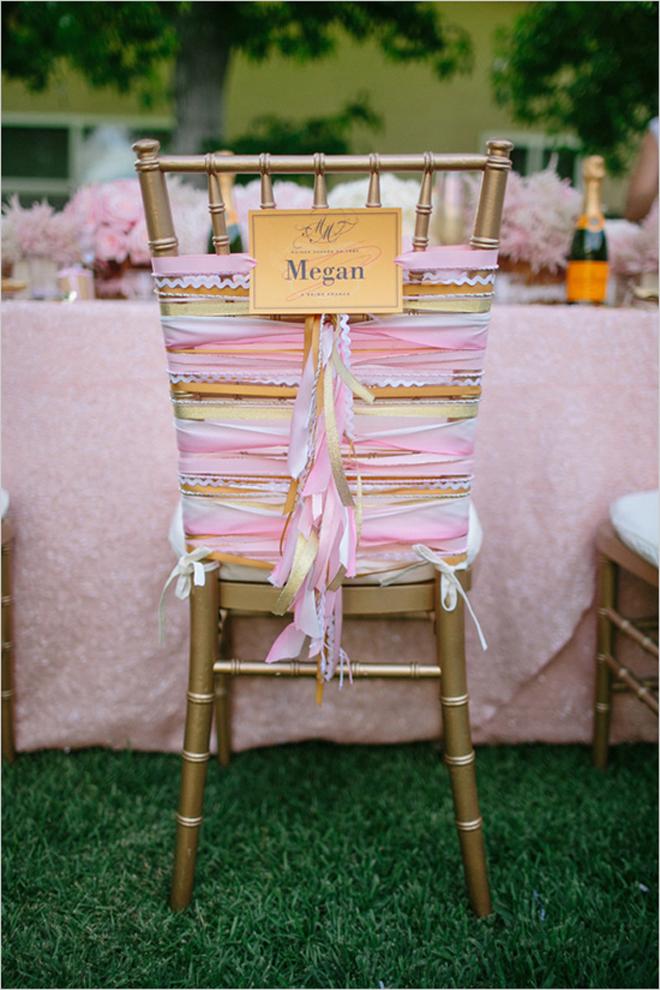 Wedding Chairs Decoration Ideas - Belle The Magazine