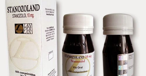 stanozolol stanozoland comprimido