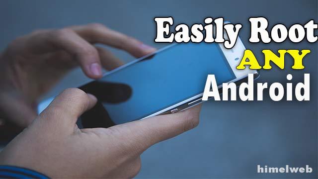 কম্পিউটার দিয়ে মোবাইল রুট করার সহজ পদ্ধতি  | Root android phone with pc | himelweb