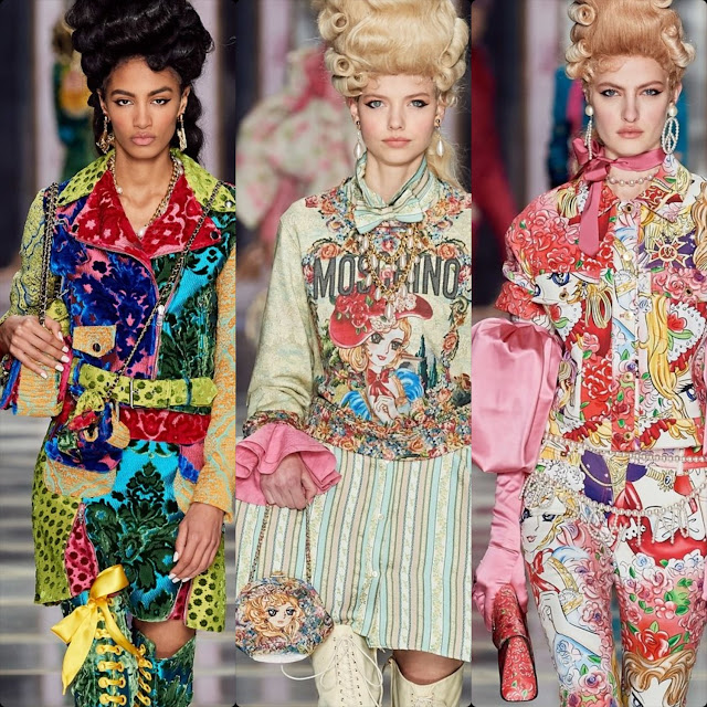 Moschino Fall-Winter 2020-2021 Milan by RUNWAY MAGAZINE