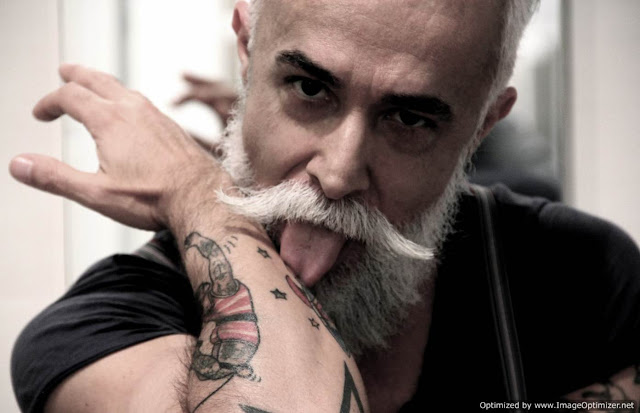 Alessandro Manfredini Beard Wallpaper