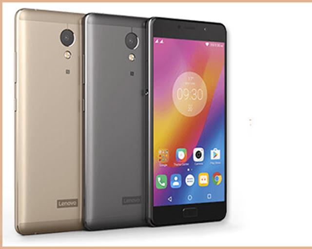 سعر ومواصفات الهاتف Lenovo P2 بالصور والفيديو