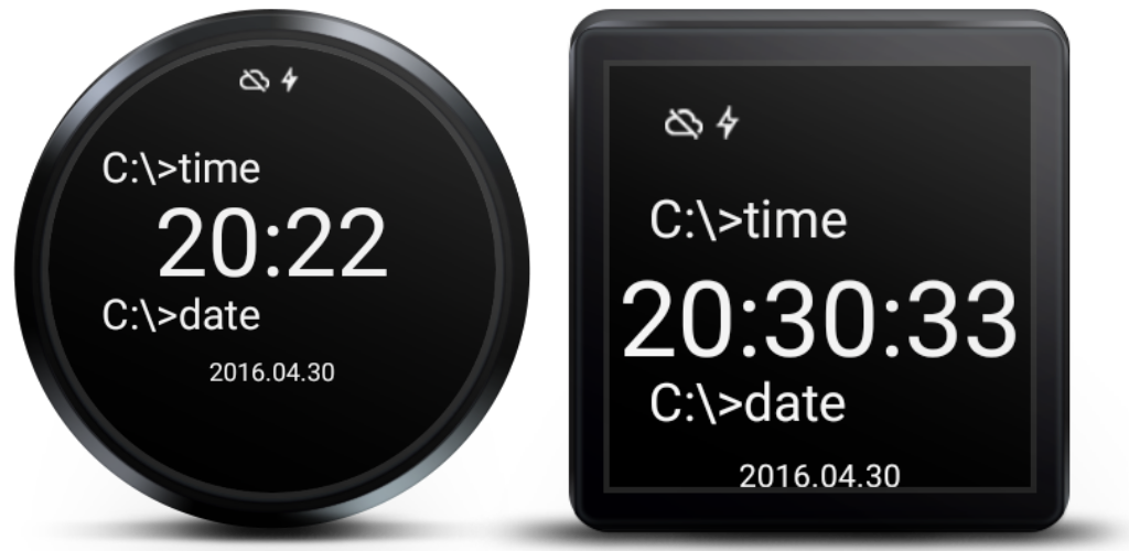 best android wear watch faces free