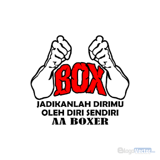 Tarung Derajat BOX Logo vector (.cdr)