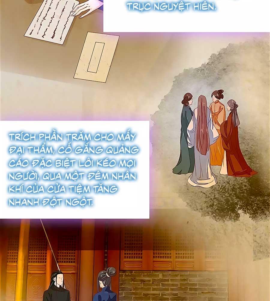 Y Hậu Lệ Thiên Chapter 35 - Trang 23