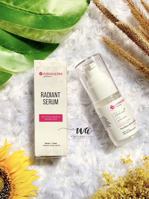 RADIANT SERUM BY AIRIN BEAUTYCARE (REVIEW)