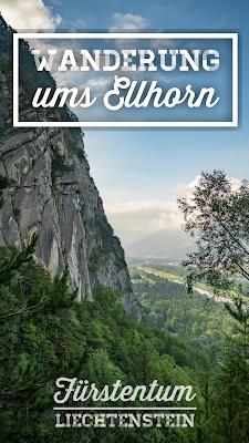 Rund ums Ellhorn | Wanderung Balzers | Fürstentum Liechtenstein