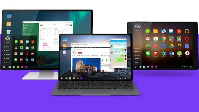 ما هو نظام التشغيل Phoenix OS الذي يحول واجهة الكمبيوتر إلى Android ، وكيفية تثبيته؟