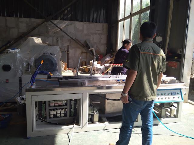 plastic tile machines whole production lines
