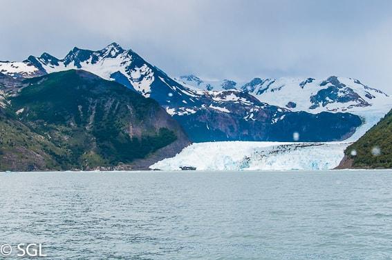 Glaciar Spegazzini. Calafate. Argentina. Navegando entre glaciares