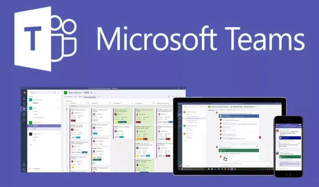 كيفية إنشاء مؤتمر او اجتماع  او ندوة  عن بعد مع Microsoft Teams (فيديو)