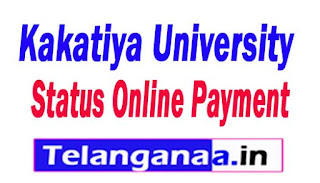 Kakatiya University KU Degree 1st 2nd 3rd Year Regular and Supply schedule Time Table 2017
