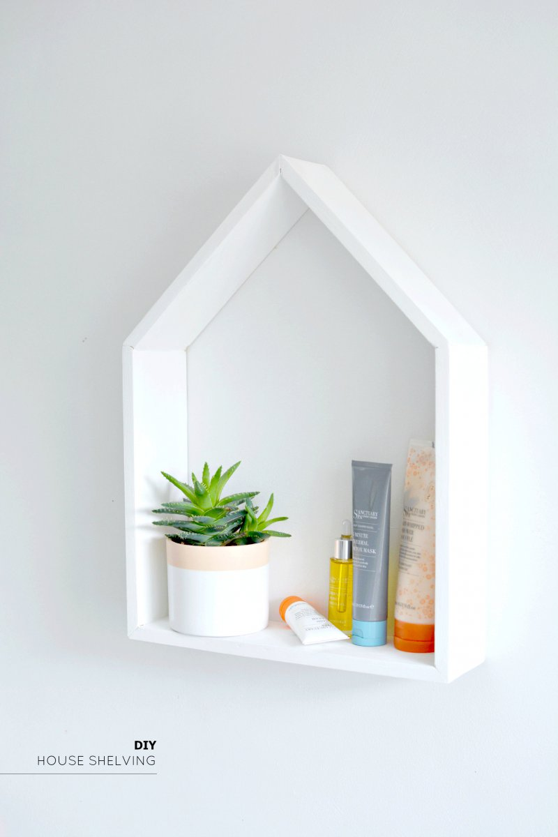 Diy House Shelving Burkatron