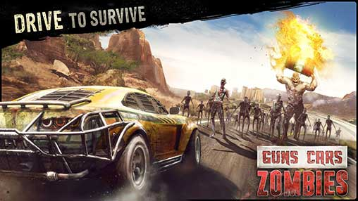 Guns, Cars, Zombies 3 2 5 Apk + Mod Money for Android