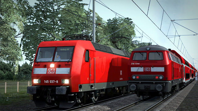 Train Simulator 2017 PC Full Version Gameplay 1
