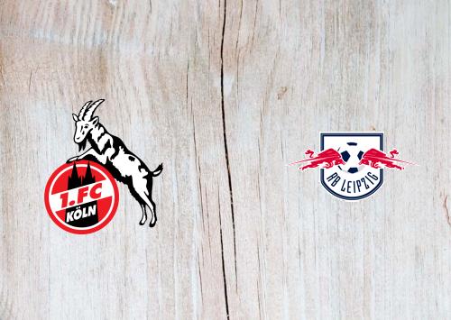 Köln vs RB Leipzig -Highlights 20 April 2021