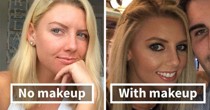Makeup VS No Makeup– Here's How They're Treated?