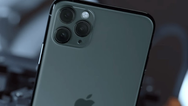 iPhone 11 Pro - Apple Fokus di Kamera dan Layar