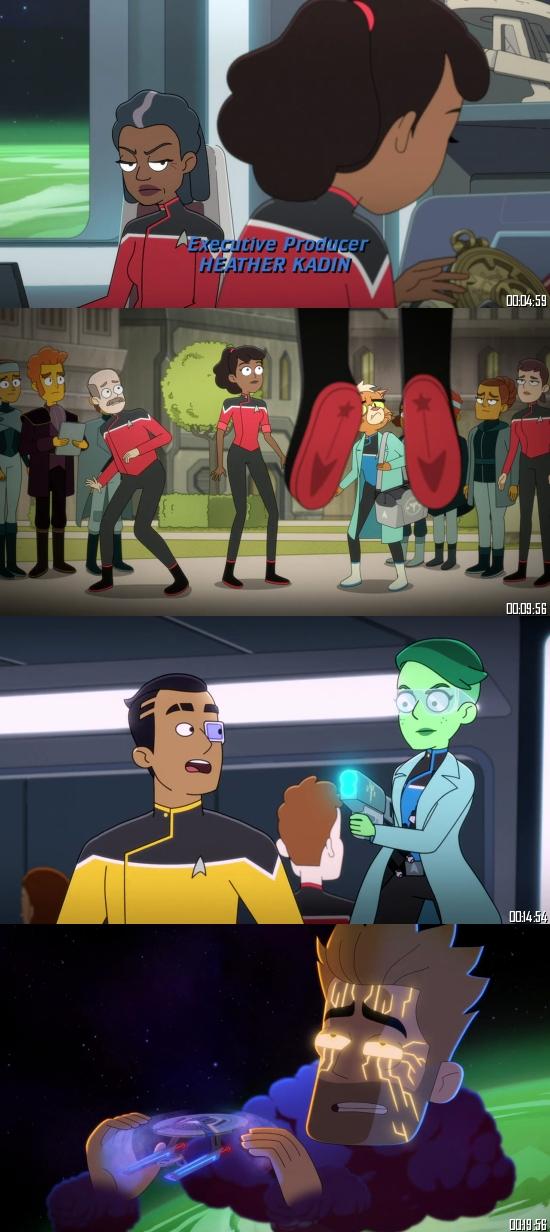 Star Trek Lower Decks 2021 S02 Dual Audio Hindi WEB Series 720p 480p WEB-DL