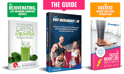 Fat Diminisher System Review (2019): how to lose weight with healthy diet