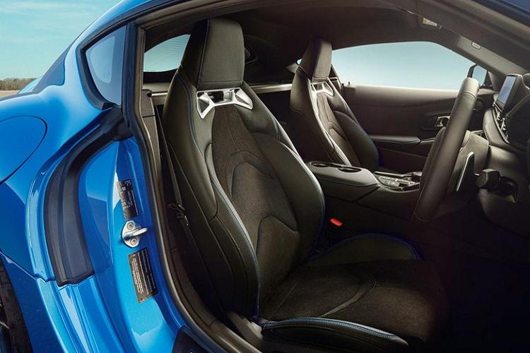 Toyota GR Supra 2021 ra mắt hai phiên bản đặc biệt mới