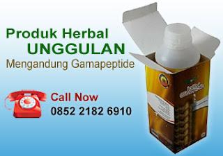 obat gula basah alami