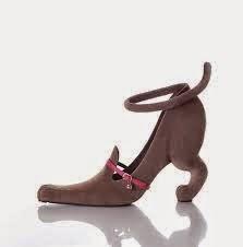 model produk sepatu kreatif