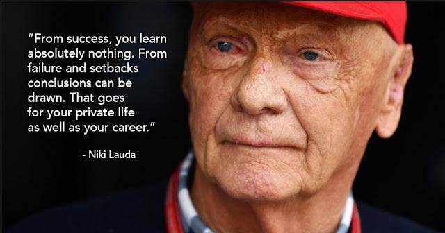 30 Best Niki Lauda Quotes