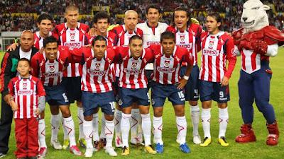 Presencia Mexicana Copa Libertadores