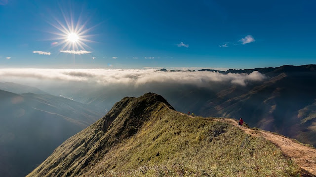 Ta Xua Clouds Paradise Viet Nam 2