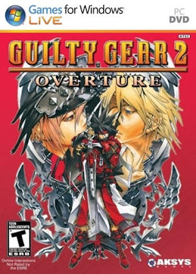 Guilty Gear 2 Overture PC Full Español