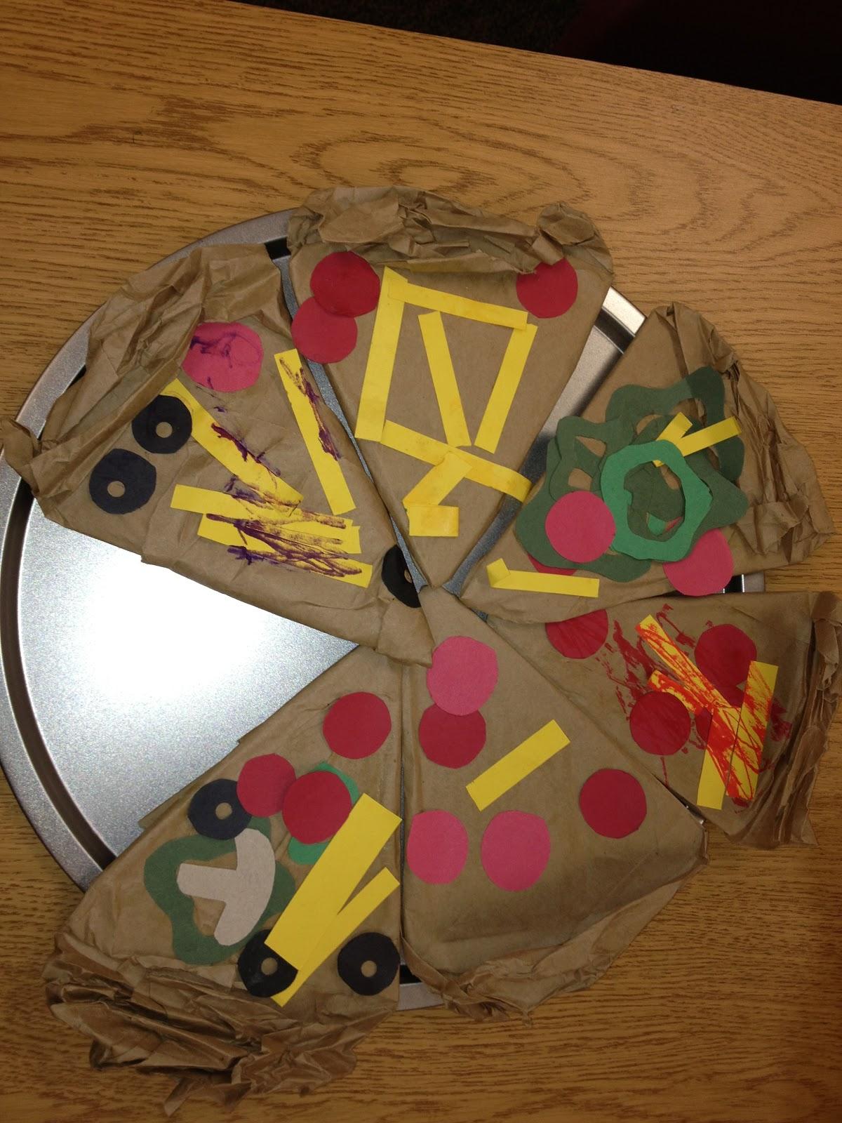 Coyne S Crazy Fun Preschool Classroom Pizza Party