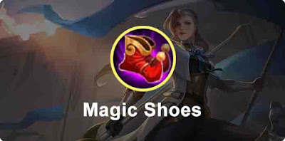 Build hero Silvanna tersakit di mobile legends